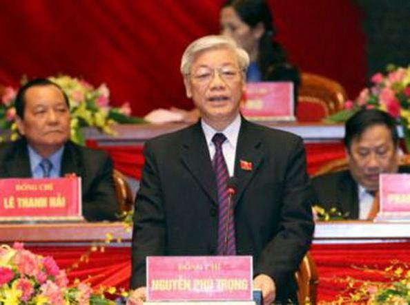 """Nguyễn Phú Trọng : bỏ Điều 4 Hiến pháp là """"suy thoái tư tưởng chính trị, đạo đức, lối sống""""."""